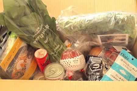 災害時 生鮮食品 確保したい 有機・無農薬野菜 Oisix オイシックス