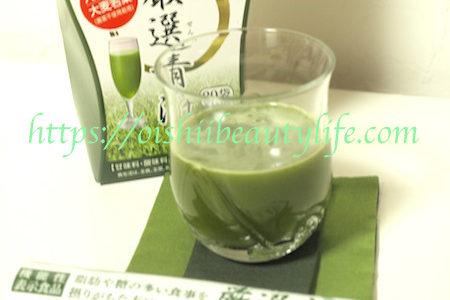 青汁 通販 おすすめ 中性脂肪や血糖値を抑える 厳選青汁 premum 口コミ