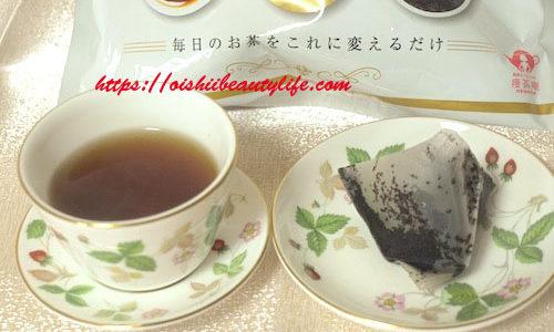 超発酵ダイエット茶 プーアル茶 熟茶 悪寒がきたら飲んでみた